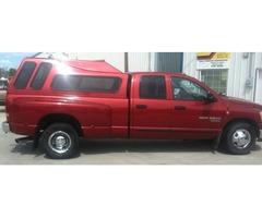2006 Dodge Ram 3500 Diesel Truck