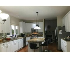 Kitchen Cabinets Painting Services