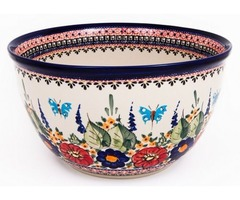 Buy Designer Hand Painted Stoneware Bowls