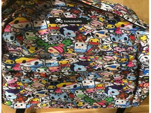 New Tokidoki Backpack   free-classifieds-usa.com