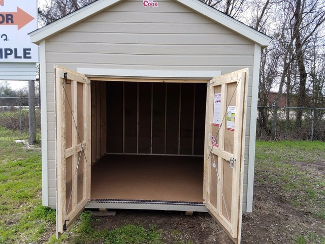 10x12 Utility Shed With Lp Smartside Lap Siding Home
