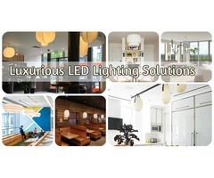 High Quality Designer LED Lighting for Residential and Commercial Use - RBW
