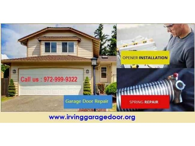 Quality Garage Door Repair Service In Irving Tx Household