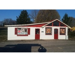 Pizza Shop/ Cafe for sale