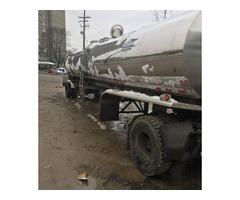 6000 Gal milk tanker