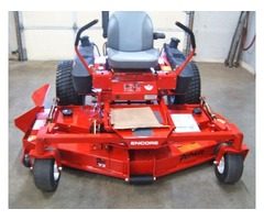ENCORE ZERO TURN MOWERS