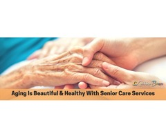 Old Age Is Beautiful With Elderly Care Services