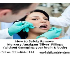 How to Safely Remove Mercury Amalgam Silver Fillings