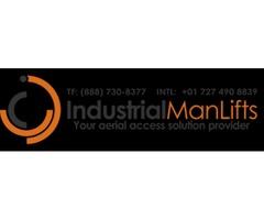 Industrial Ladders -Industrial Man Lifts
