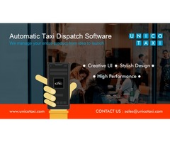 White Label Taxi Dispatch Software