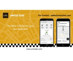 Best Taxi Dispatch Software - UnicoTaxi