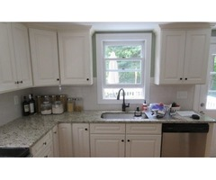 PROFESSIONALLY PAINTED KITCHEN CABINETS & INTERIORS , INSURED
