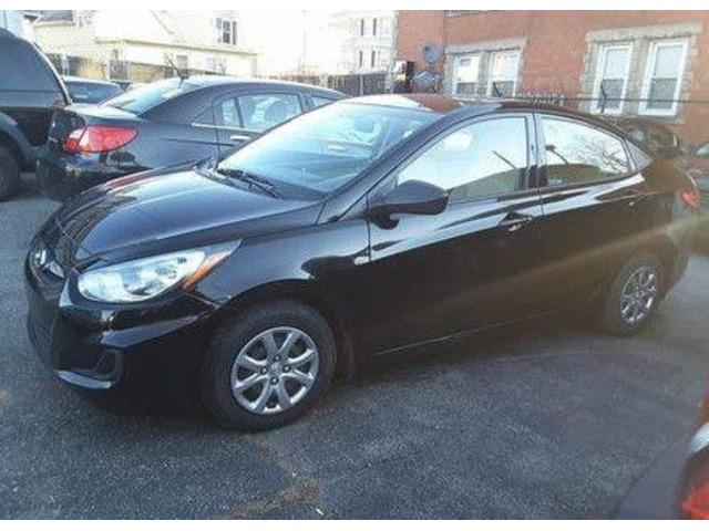 2013 Hyundai Accent #0313, 4cyl,Sedan GLS,72,887 Miles, ...