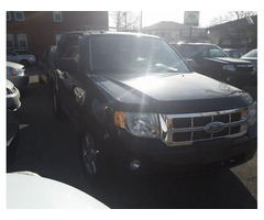2008 Ford Escape#5643, 4cyl, $1450 down and $62.74 weekly payment