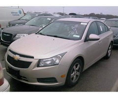 2013 Chevy Cruz#2232, 4cyl, Navigation, Auxiliary Power Outlet