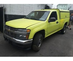 2008 Chevy Colorado #3074, 1/2Ton 6cyl, $990 down and $76.87 weekly payment