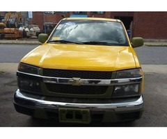 2007 Chevy Colorado #9687, 1/2Ton 4cyl, $990