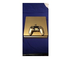 Play Station 4 pro, Slim Gold