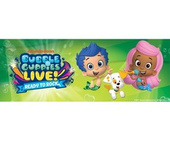 Bubble Guppies Live! : Ready to Rock
