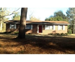 4bed/1bath house for rent near camp Shelby