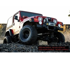 2006 Jeep Wrangler Offroad