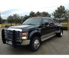 2008 Ford F-450 King Ranch Crew Cab 4x4