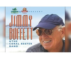 Jimmy Buffett And The Coral Reefer Band - TixBag