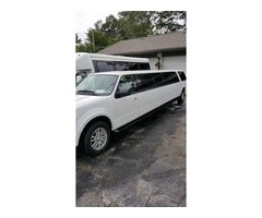2012 Ford Expedition Limo