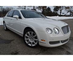 2007 Bentley Continental GT AWD FLYING SPUR-EDITION(TURBO) Sedan 4-Door