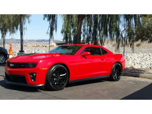 2013 Chevrolet Camaro ZL1 Coupe 2-Door - Sports Cars ...2013 Camaro Zl1 Coupe