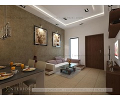 Wonderful Residential Interior Design in India- R-Interior