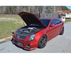 2014 Cadillac CTS V SPORT WAGON