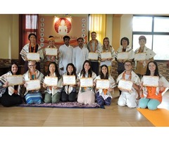 Join the Advanced study of 300 Hours Yoga Teacher Training in Rishikesh,India