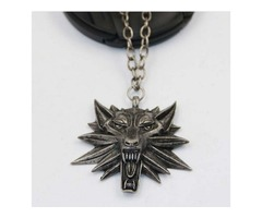 Beautiful Witcher Pendant Necklaces - 30% Off and Free Shipping