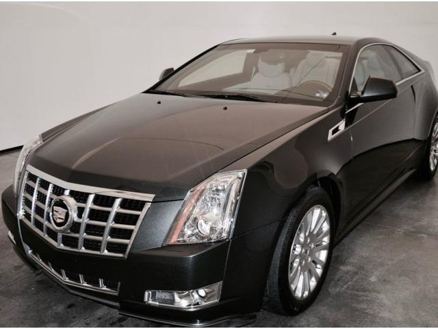 2014 Cadillac Cts Premium Coupe 2 Door Cars Altus Oklahoma