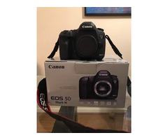 USED Canon 5D Mark III Body Only