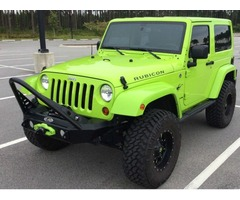 2013 Jeep Wrangler Rubicon Sport Utility 2-Door