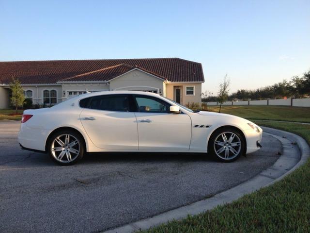 Maserati 4 Door >> 2014maseratiquattroportesq4sedan4 Door