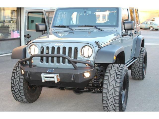 2014 Jeep Wrangler Unlimited Rubicon Sport Utility 4 Door