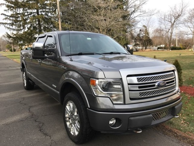 2013 F150 Platinum >> 2013 Ford F 150 Platinum Trucks Commercial Vehicles