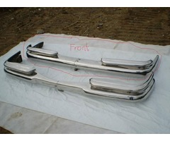 Mercedes benz w111 coupe stainless steel bumper