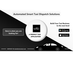 Automated Taxi Dispatch System - UnicoTaxi