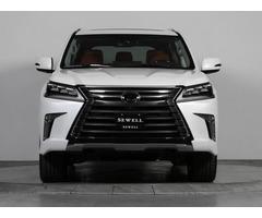 URGENT Selling My Use 2017 Lexus lx570 GCC Specs full option