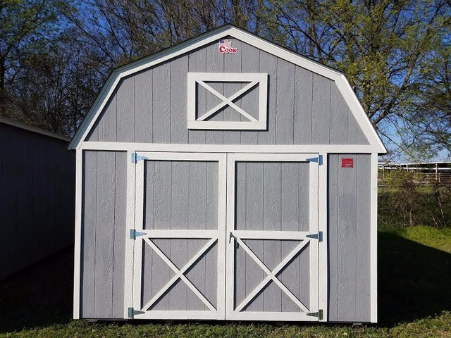 Pre-owned 12x16 Lofted Barn Storage Shed - PRICE REDUCTION : pre owned storage sheds  - Aquiesqueretaro.Com
