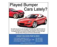 We repair your car (Body and paint)