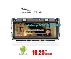 Jaguar XF XFL radio GPS android