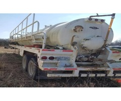 2012 Southern 130 Barrel Vac Tank Trailer