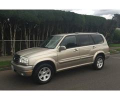 4WD 2001 Suzuki Grand Vitara