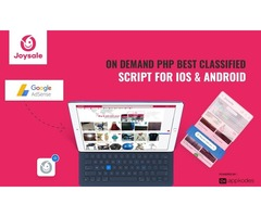 50% Offer Joysale Open Source Classified PHP Software Script