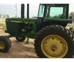 1990 John Deere 4455 Tractor For Sale